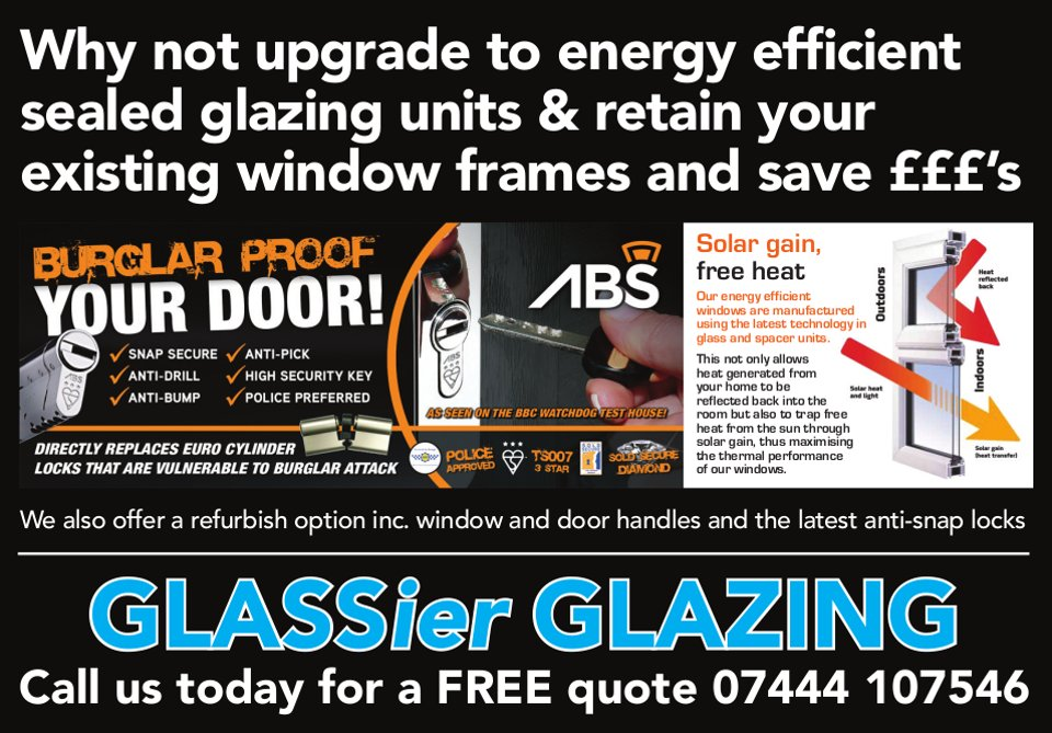 Glassier Glazing sealed glazing units